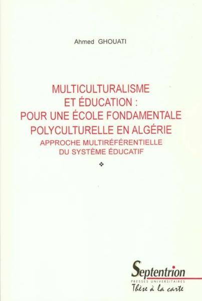 Multiculturalisme et éducation